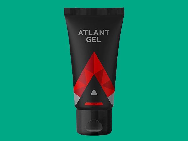 Hình ảnh tuýp Atlant Gel