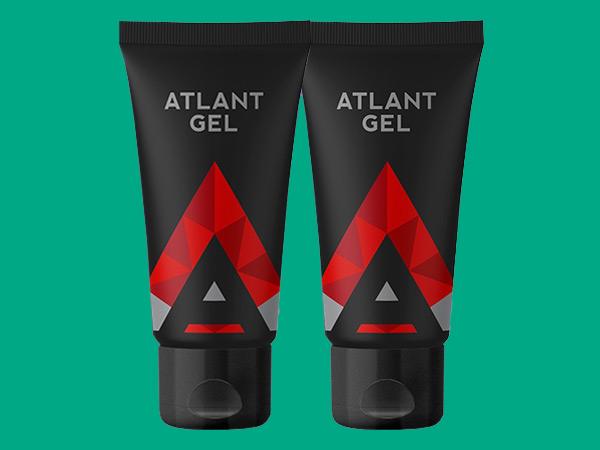 Có Atlant Gel - không còn lo dương vật bé
