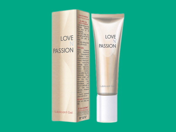 [Đánh giá] Gel bôi trơn Love N'Passion có tốt không? Giá bao nhiêu?