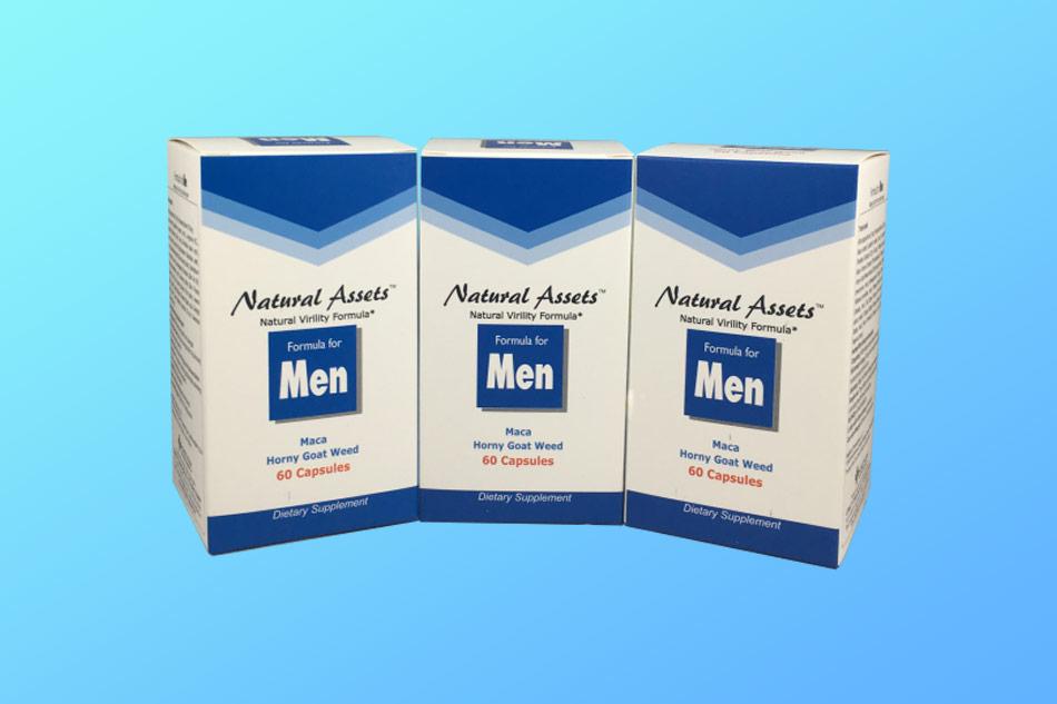Formula for Men